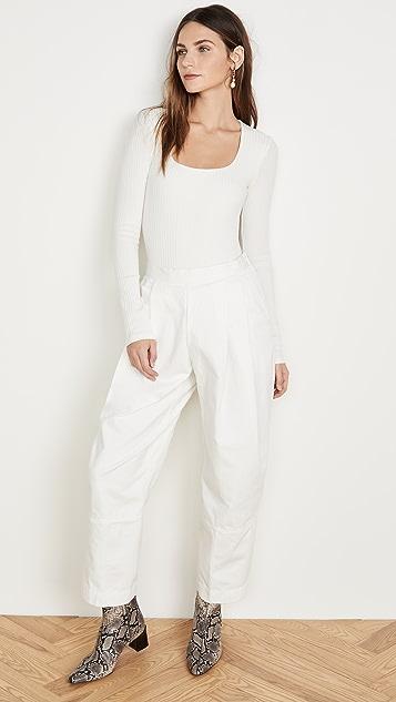 Mara Hoffman Venus Bodysuit