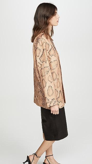 Mara Hoffman Iris Button Down Shirt
