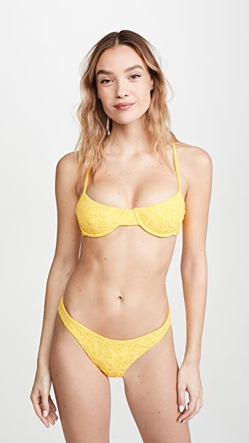 Mara Hoffman Reva Bikini Bottoms