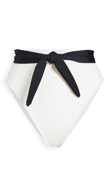 Mara Hoffman Goldie 比基尼泳裤