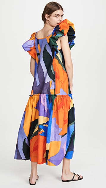 Mara Hoffman Zarela 连衣裙