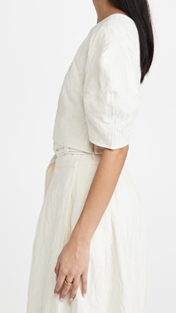 Mara Hoffman Peni 女式衬衫