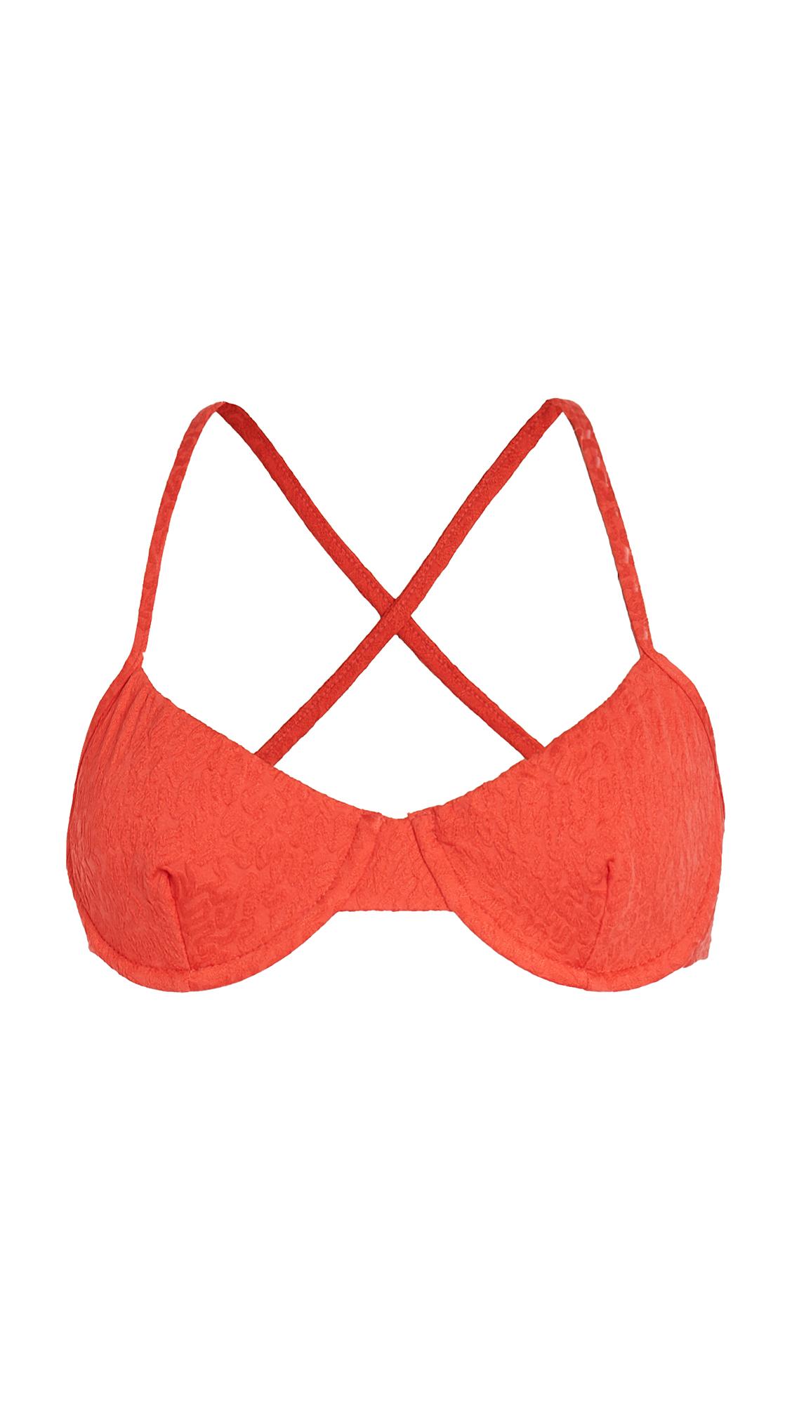 Mara Hoffman Mazyln Bikini Top
