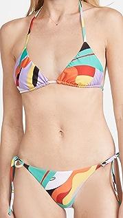 Mara Hoffman Rae Bikini Top