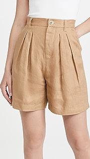 Mara Hoffman Poe Shorts