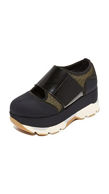e23fe540ab2 Marni Platform Sneakers ...