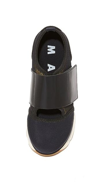 Marni Platform Sneakers
