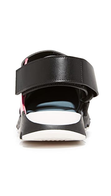 Marni Sneaker Flats