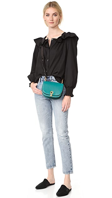 Marni Bandoleer Shoulder Bag