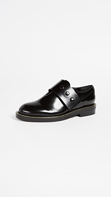 Marni Moccasin Loafers