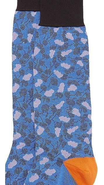 Marni Patterned Socks