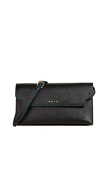 Marni Cross Body Wallet
