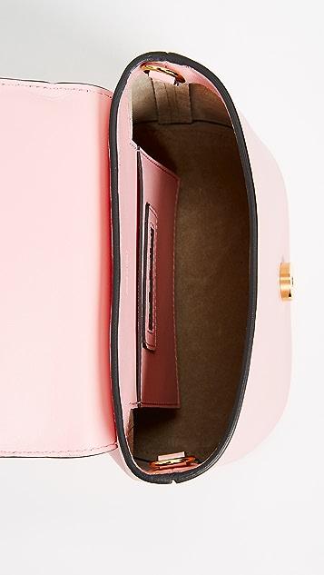 Marni Shoulder Bag with Circular Handle