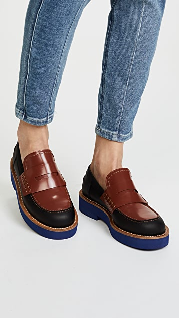 Marni Flat Loafers