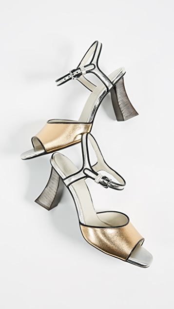 Marni Strappy Sandal Pumps