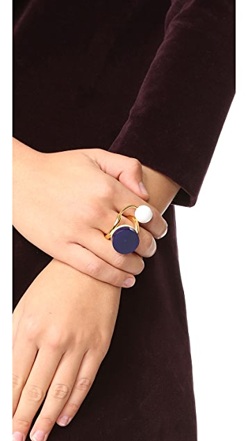 Marni Resin Ring