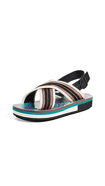Marni Platform Sandals