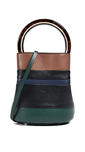 Marni Cross Body Bucket Bag