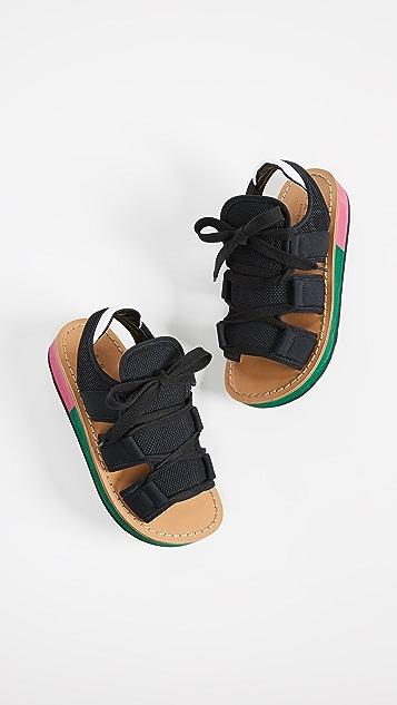 Marni Wedge Sandals