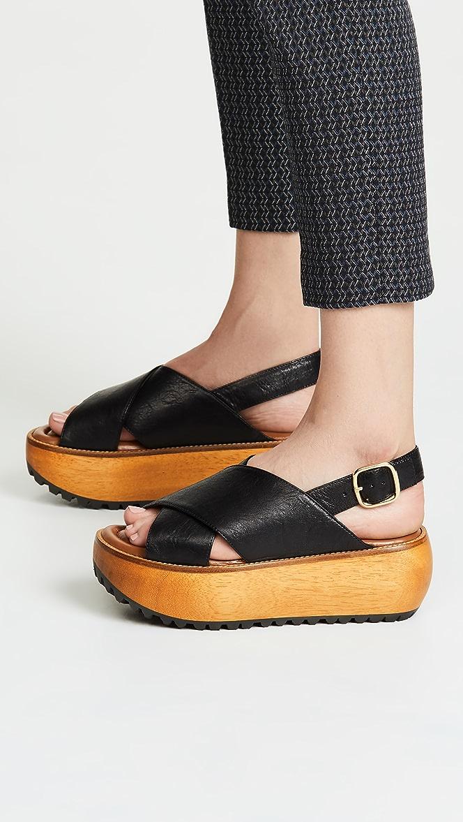Marni Platform Sandals | SHOPBOP