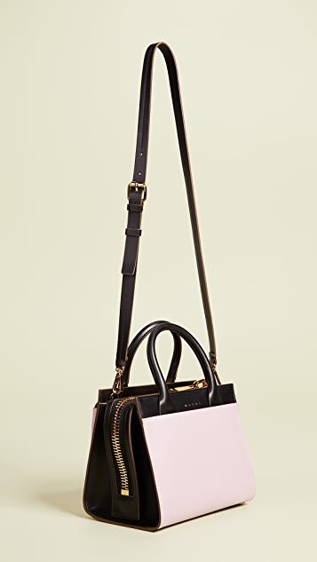 Marni Two Tone Shoulder Bag