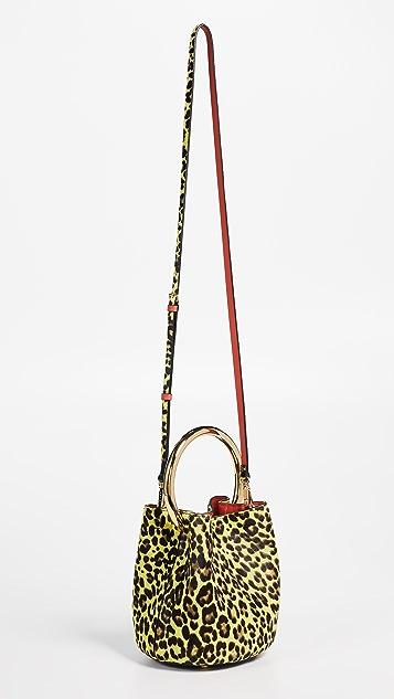 Marni Bucket Bag with Circle Top