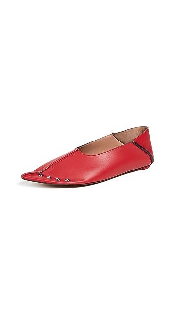 Marni Ballerina Flats