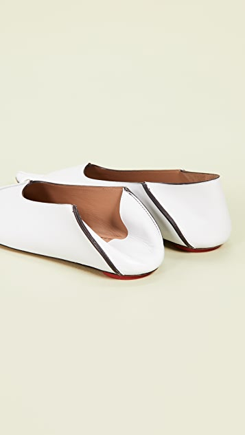 Marni 芭蕾舞平底鞋