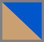 Blue China/Light Gold Sand