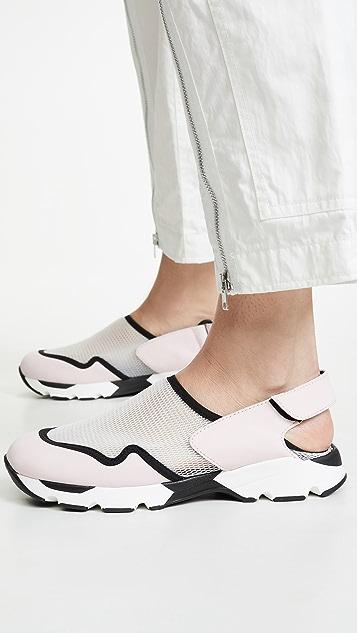 Marni Slingback Sneakers