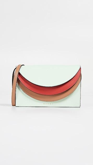 Marni Миниатюрная сумка Portafoglio