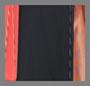 黑色/锈橙/亮红色