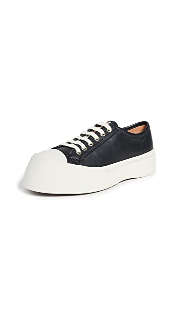 Marni Lace Up Sneakers