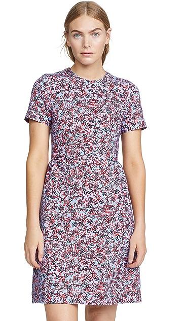 Marni Floral Mini Dress