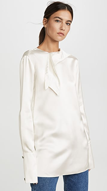 Marni Collar Neck Blouse