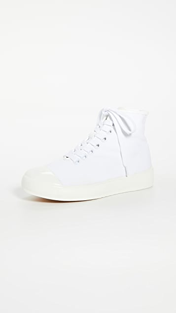 Marni High Top Sneakers