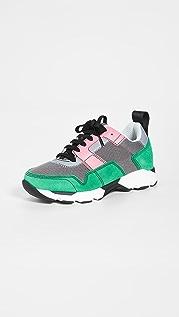 Marni Colorblock Chunky Sneakers