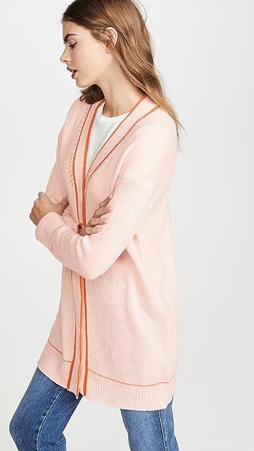 Marni V 领开司米羊绒开襟衫