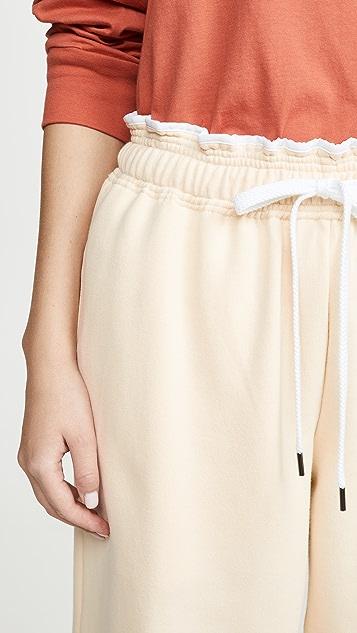 Marni 运动衫式长裤