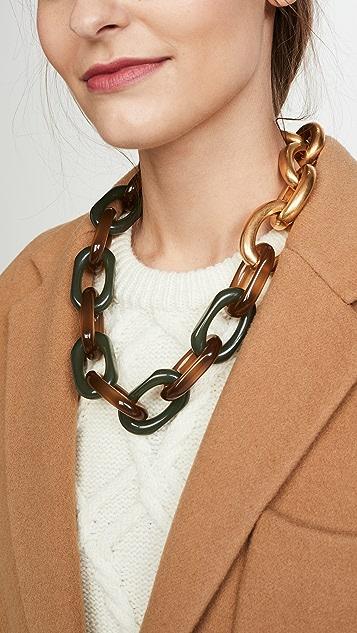 Marni 树脂项链