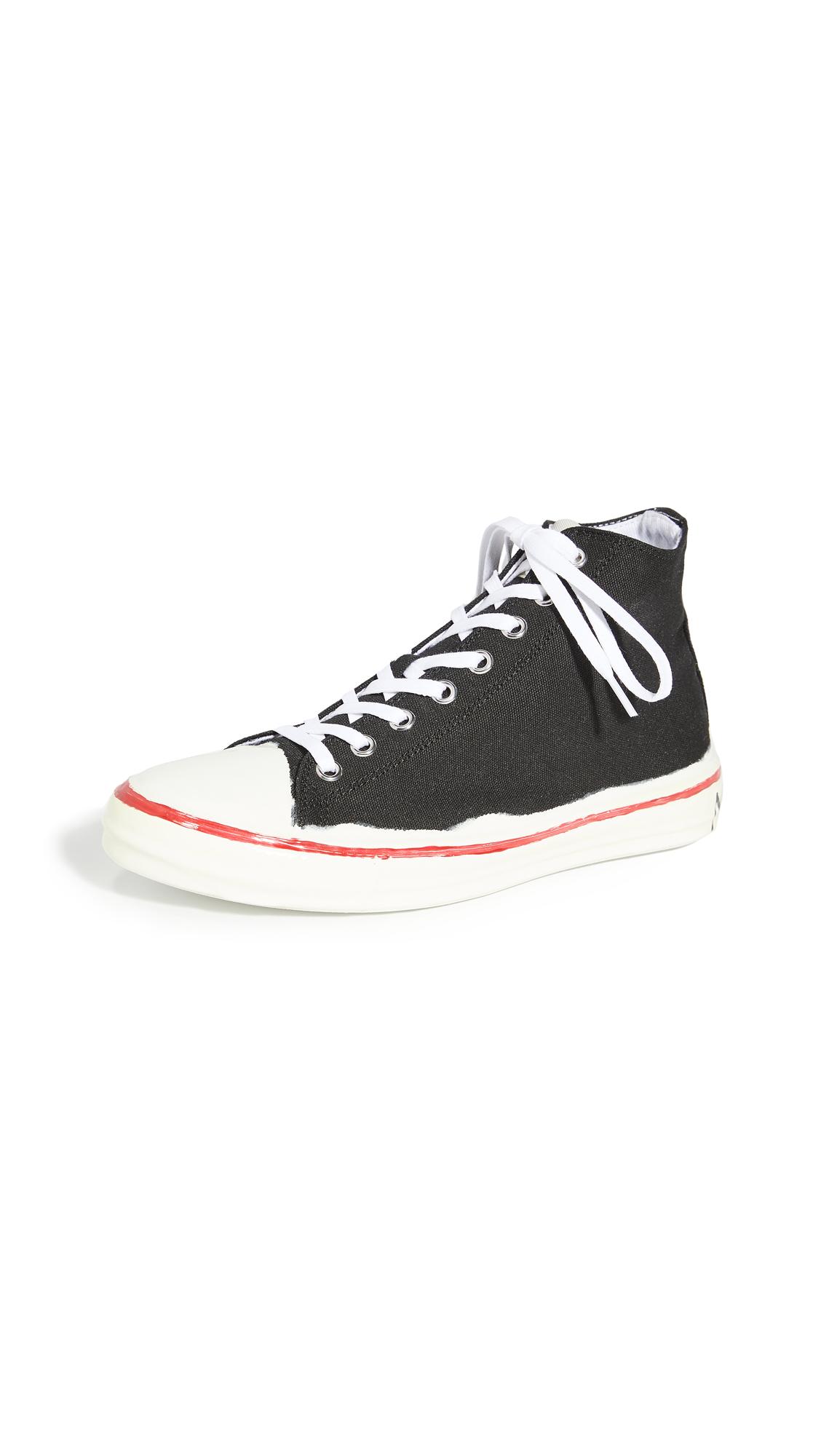 Marni High Top Sneakers