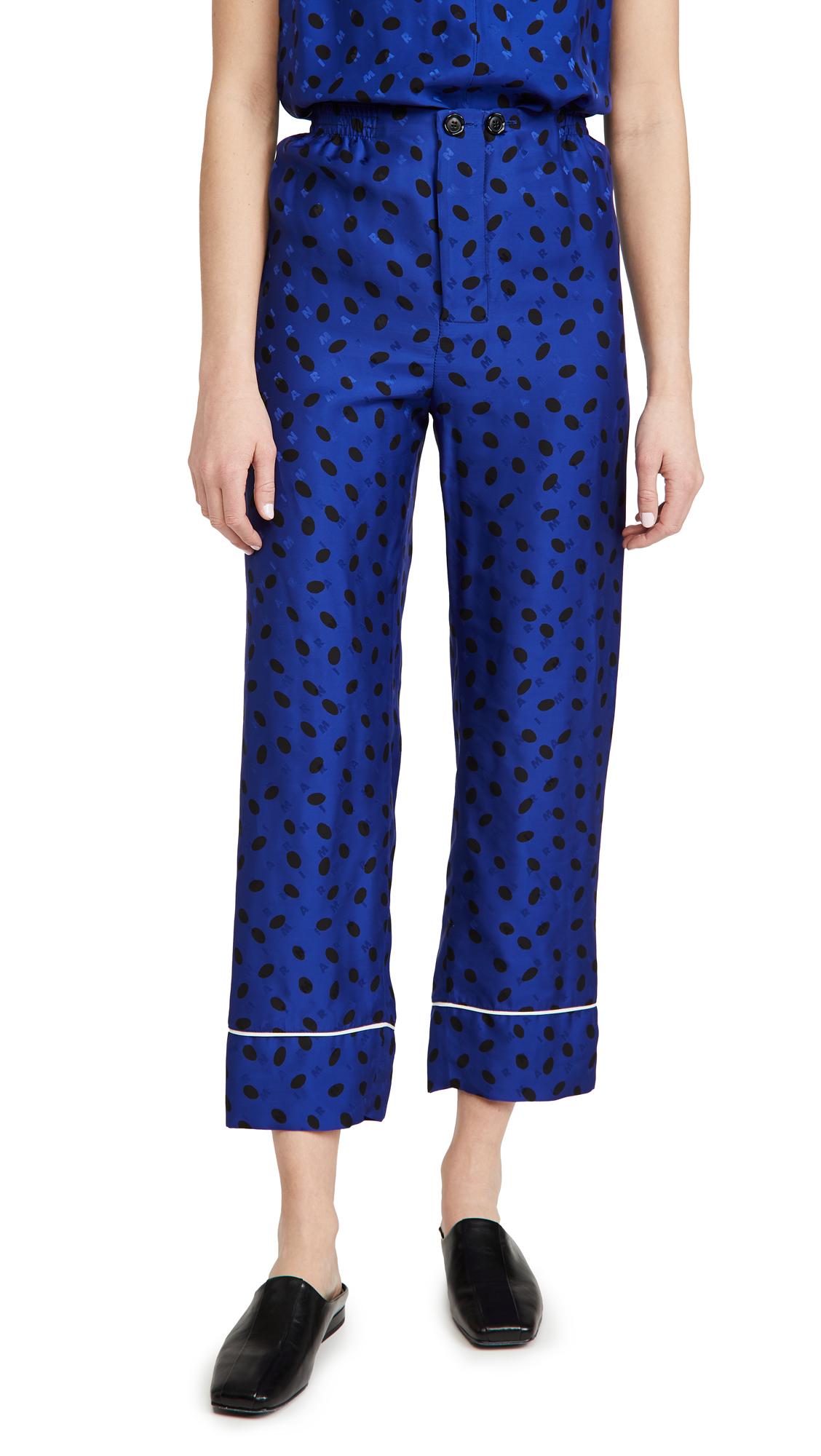 Marni Pajama Trousers