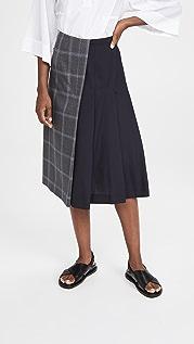 Marni Two Tone Skirt
