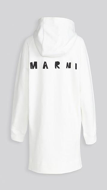 Marni Printed Hoodie