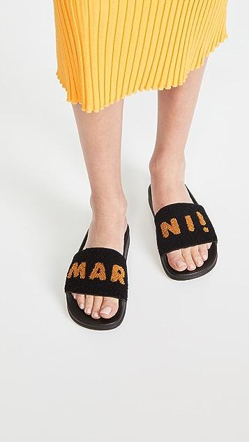 Marni Marni! Logo Slides