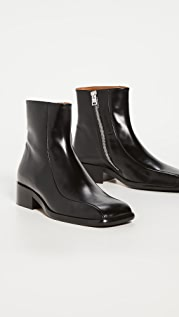 Marni Square Toe Boots