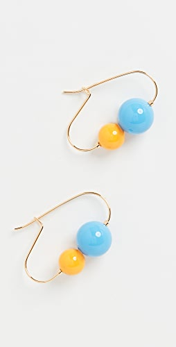 Marni - Resin Earrings