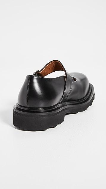 Marni 玛丽珍鞋