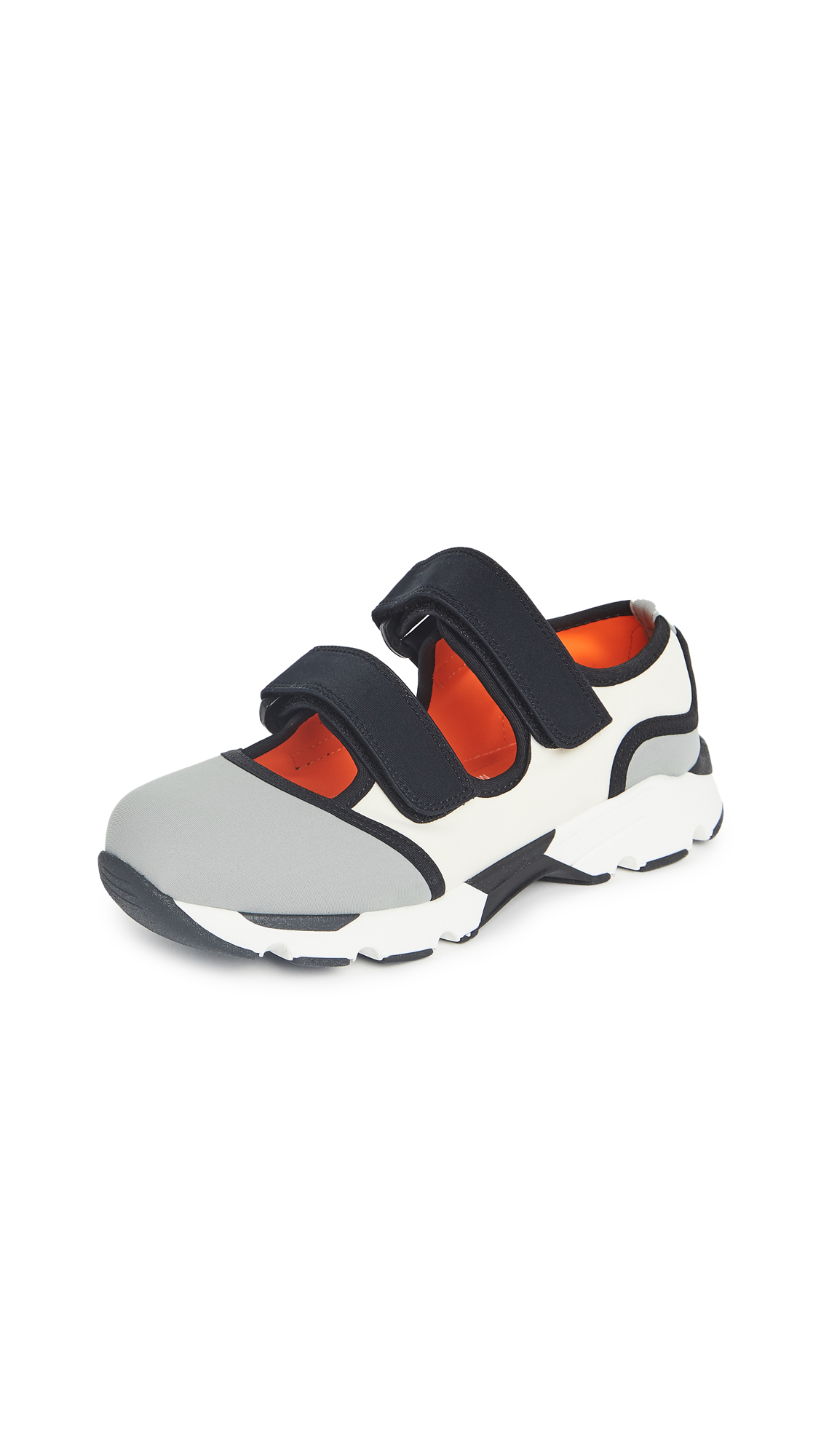 Marni Double Strap Sneakers