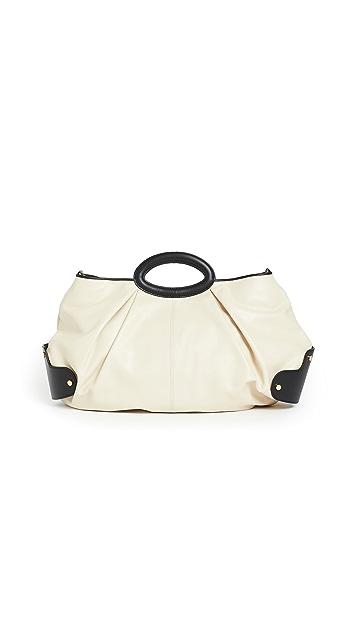 Marni 灯笼手提袋